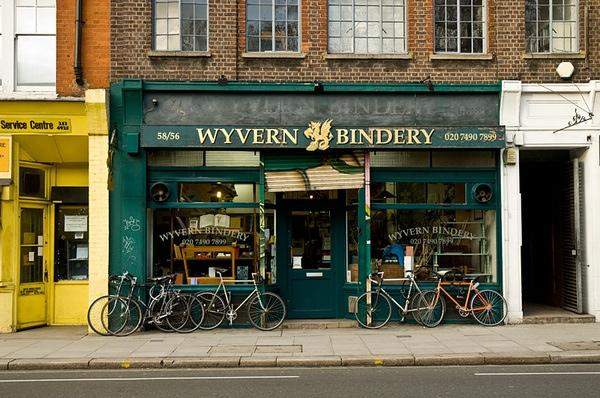 Wivern Bindery