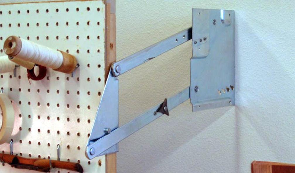 Щит для хранения инструмента