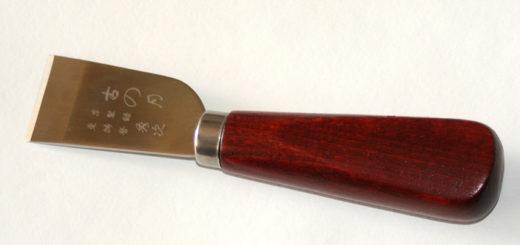 Шерфовальный нож