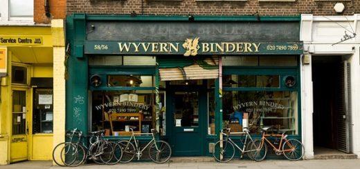 Wivern Bindery