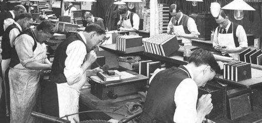 """sang 1 1923 520x245 - Переплетная мастерская """"Сангорски и Сатклифф"""" (Великобритания)"""