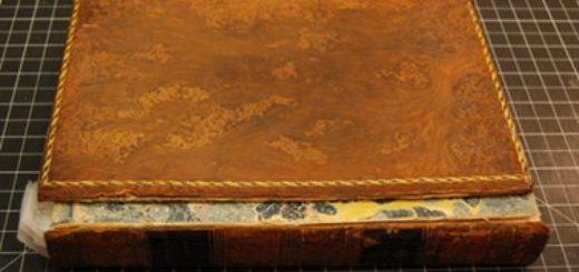 j1 520x245 - Реставрация кожаных переплетов с использованием японской бумаги