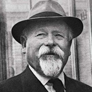 Григорий Гимпель-Левицкий. Фотография из архива семьи Левицких