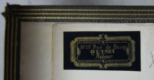 Quinet binder