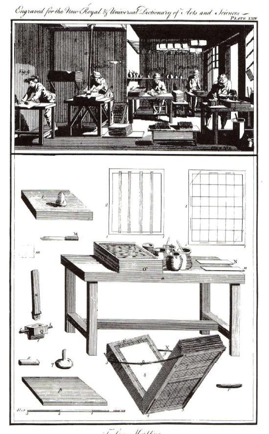 03 - Каталог книг по технологии изготовления мраморной бумаги