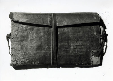 Codex_IX_back_of_leather_cover