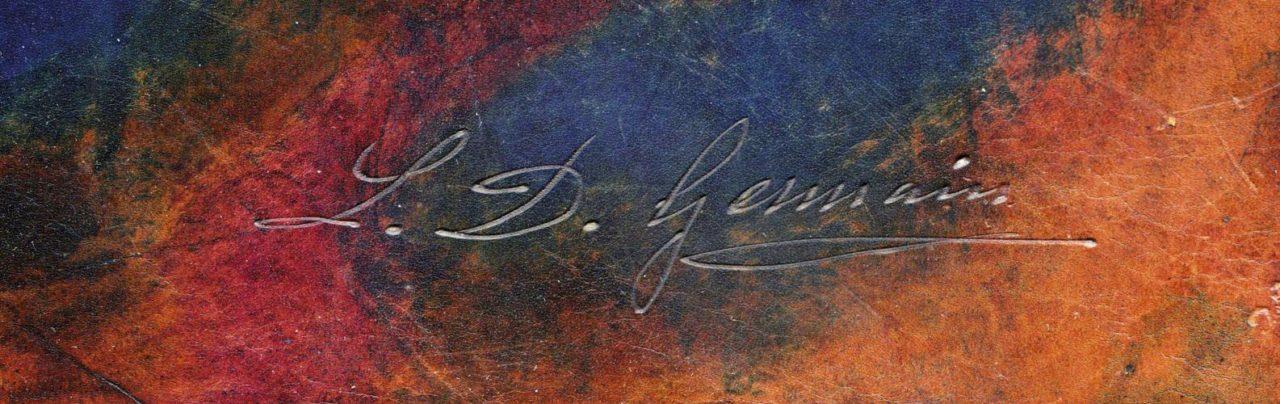 Germain Bnf 06 - В Париже открылась выставка переплетов Луизы-Дениз Жермен