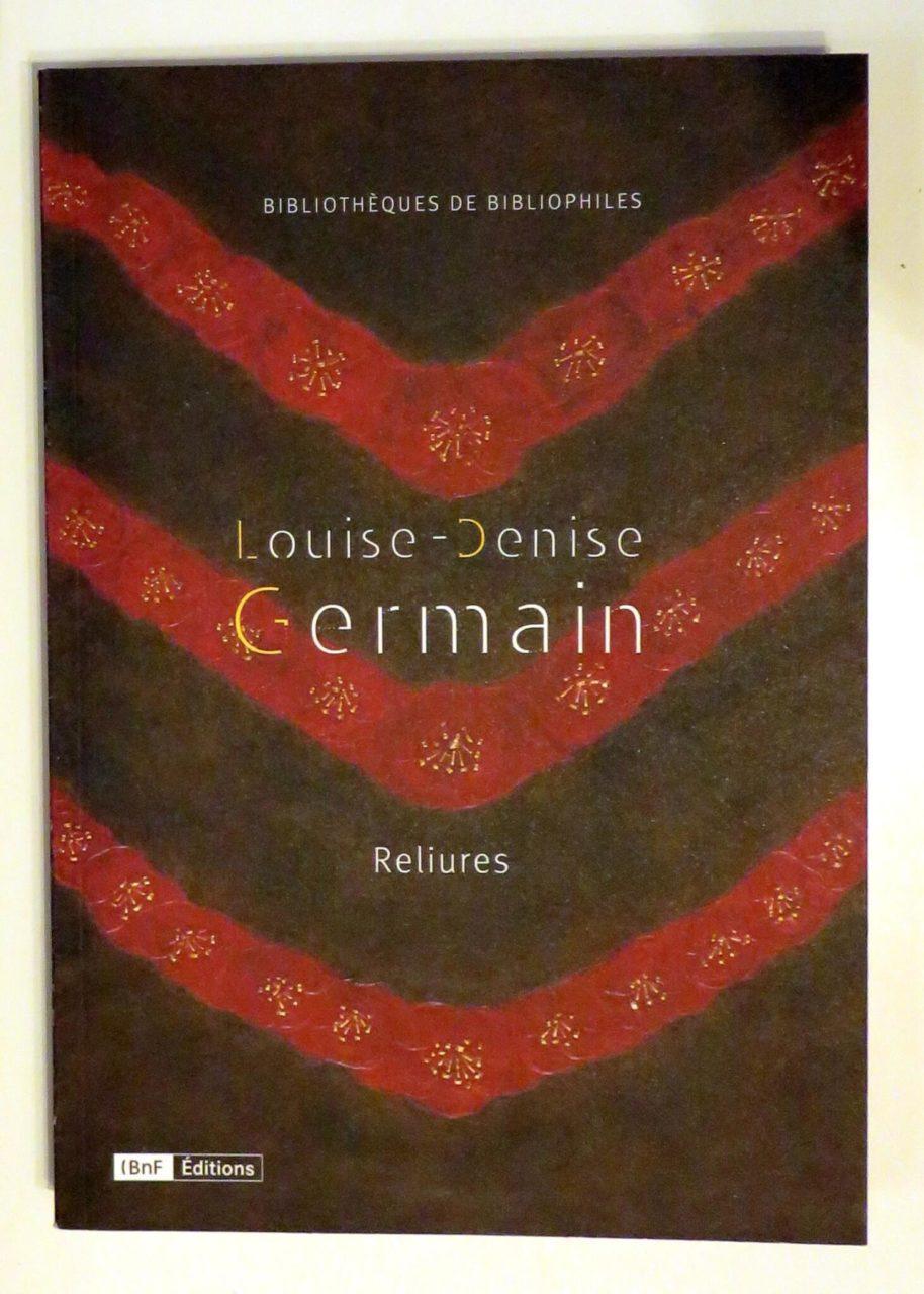 Germain Bnf 08 - В Париже открылась выставка переплетов Луизы-Дениз Жермен