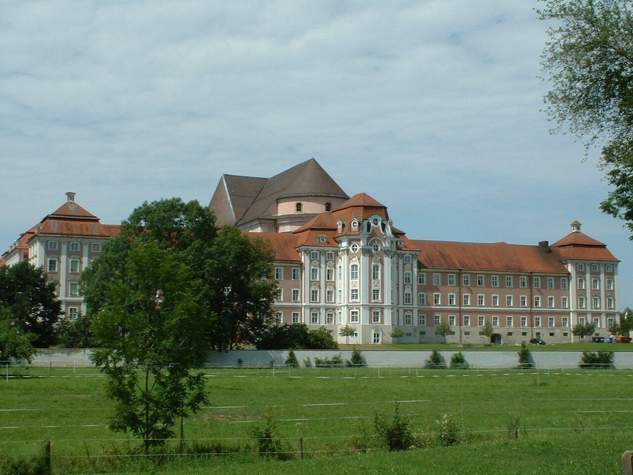 Библиотека аббатства Виблинген