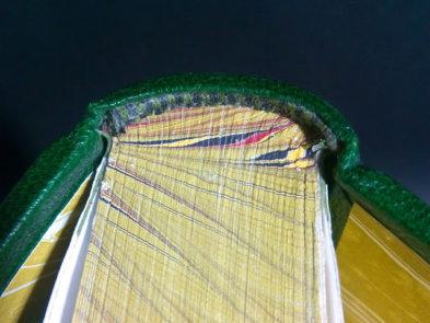 Простой плетеный каптал